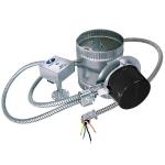Field Controls - Oil Vent Damper