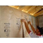 Fi-Foil Company, Inc. - AA2 Vapor Shield - Reflective Insulation for Masonry Walls