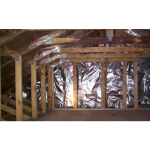 Fi-Foil Company, Inc. - Silver Shield - Attic Radiant Barrier - Multi-Layer
