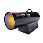 Enerco Group - Heatstar - HS170NG 150,000 Forced Air Natural Gas Heater