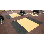 Mondo Sport USA - Inlaid Platforms for Indoor Sports Floors