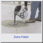 Siplast Roofing & Waterproofing - ZonoPatch for Lightweight Insulating Concrete