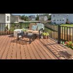 Trex Corporation - Reveal® Aluminum Deck Railing