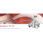 """DuraVent - DuraTech® 10""""-24"""" All Fuel Double Wall Chimney System"""