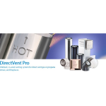DuraVent - DirectVent® Pro Unitized, Coaxial for Direct Vent Gas or Propane Systems