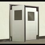 Rubbair Door - Door Models - Quantum