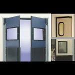 Rubbair Door - Vision Panels