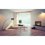 Acucraft Fireplace Systems - Unity Clean Face Wood-Burning Fireplace