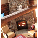 Acucraft Fireplace Systems - THE Z-MAX Zero Clearance Wood-Burning Fireplace