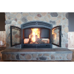 Acucraft Fireplace Systems - The Hearthroom 44 Zero Clearance Wood-Burning Fireplace