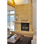 Acucraft Fireplace Systems - The Great Room Series Wood-Burning Fireplace