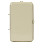 Intermatic Inc. - 2T2485GA Case-Outdoor, Type 3R Metal, Beige
