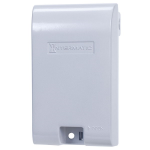Intermatic Inc. - WP1010MXD Die-Cast In-Use Weatherproof Cover - Single-Gang