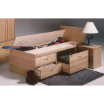 New England Woodcraft Inc. - Captains Beds