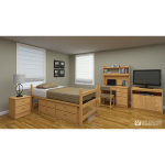 New England Woodcraft Inc. - Classic 2200 Series Residence Hall Furniture