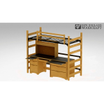 New England Woodcraft Inc. - Vermont Workbench Series - Supportive Housing Furniture