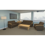 New England Woodcraft Inc. - Burlington Lounge Series - Lounge Seating