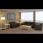 New England Woodcraft Inc. - Goshen Lounge Series - Lounge Seating