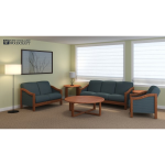 New England Woodcraft Inc. - Hancock Lounge Series - Lounge Seating