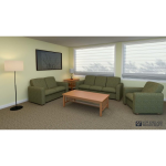 New England Woodcraft Inc. - Shoreham Lounge Series - Lounge Seating