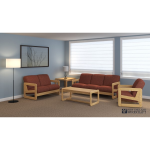 New England Woodcraft Inc. - Whiting Lounge Series - Lounge Seating