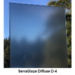SerraLux Inc - SerraGlaze-D 2/4/6/8 Daylight Redirecting Film