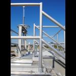 Heumann Environmental - BADDRail 1000 Aluminum Handrail System