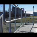 Heumann Environmental - BADDRail 2000 Aluminum Handrail System