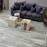 Florim USA - STAINED CEMENT Glazed Porcelain Floor and Wall Tile