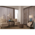 Lafayette Interior Fashions - Residential - SHEER Vertical Blinds