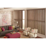 Lafayette Interior Fashions - Residential - Vertical Blinds