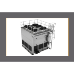Frick Industrial Refrigeration - ECOSS Stainless Steel Condenser