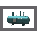 Frick Industrial Refrigeration - Frick® Horizontal Oil Pots