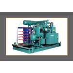Frick Industrial Refrigeration - Frick® PowerPac™ Industrial Refrigeration Chiller