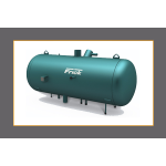 Frick Industrial Refrigeration - Frick® Recirculator Vessels