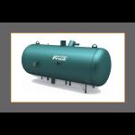 Frick Industrial Refrigeration - Frick® Recirculator Vessels
