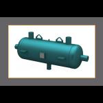 Frick Industrial Refrigeration - Frick® Refrigeration Receivers