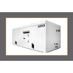 Frick Industrial Refrigeration - Frick® Rooftop Freezer Evaporator Systems
