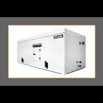 Frick Industrial Refrigeration - Frick® Rooftop Freezer Evaporator Systems