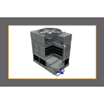 Frick Industrial Refrigeration - IDCF/IDC3 Induced Draft Style Condensers