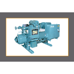 Frick Industrial Refrigeration - RWF II Frick® Compressor Packages