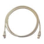On-Q® - 14 Foot Cat 6a Patch Cable, Gray
