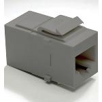 On-Q® - Cat 5e RJ45 Data Coupler Insert, Magnesium