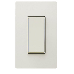 On-Q® - In-Wall 1500W RF Switch, Light Almond