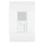 On-Q® - Broadcast Intercom Room Station, White