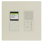 On-Q® - Selective Call Room Unit, Light Almond