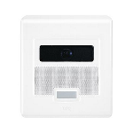 On-Q® - Selective Call Intercom Video Door Unit, White