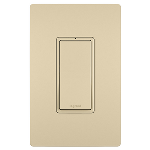 On-Q® - 15A 3-Way Lighted Switch, Ivory