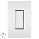 On-Q® - 15A Single Pole Switch, White
