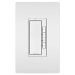On-Q® - 4-Button Digital Timer, White